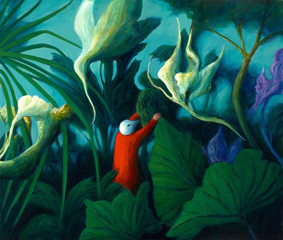 James Davis (1940-2019) – World of Surrealism
