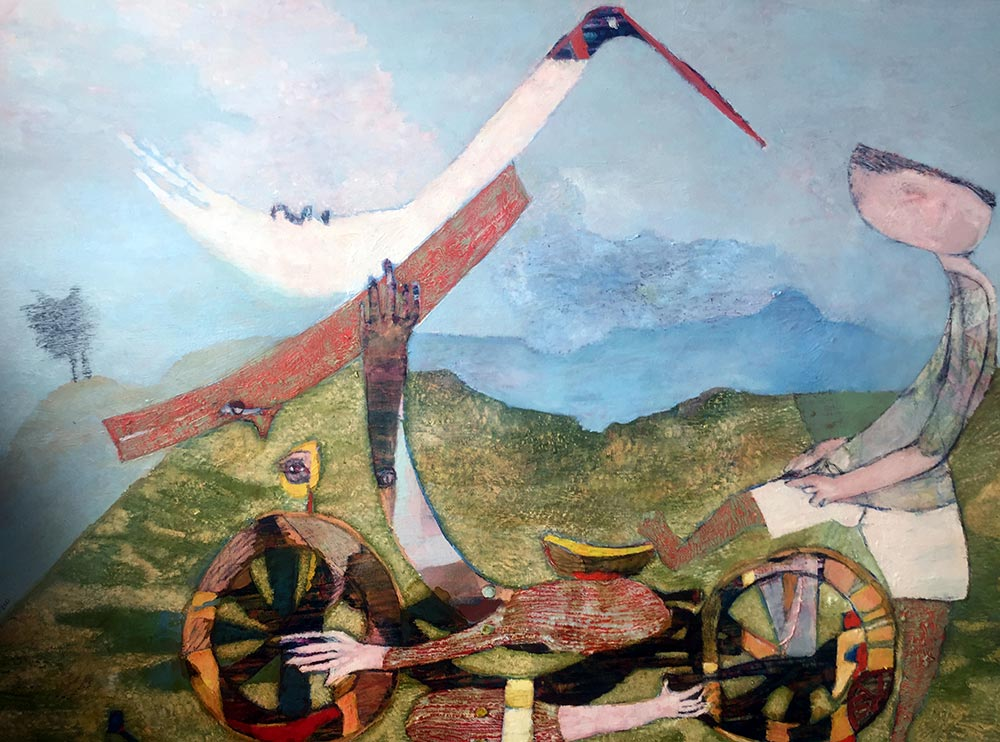 Rimona Kedem – Observations