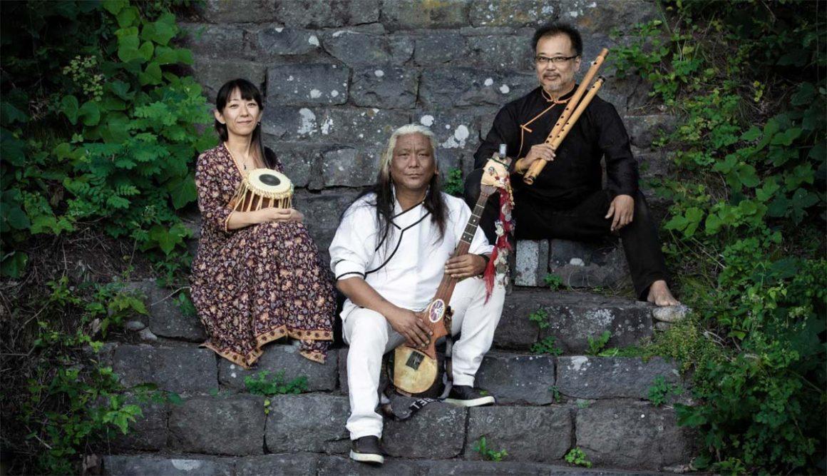 RAGA SHAMBHALA CONCERT – A Celebration of Joyful Tibetan Song & Glorious Indian Flute