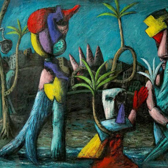 James Davis 1940 – 2019 – Unseen Works