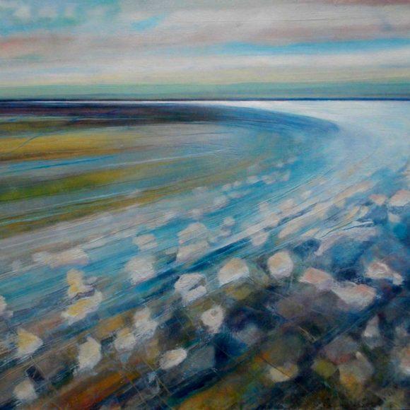 Richard J Manning – Quiet – Dawn over Kati Thanda, sunset from St Kilda